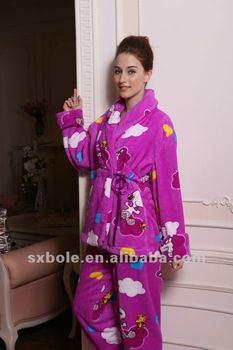 34ca386998 Two Wings Sexy Flannel Pajamas Cute Winter Pajamas For Women - Buy ...