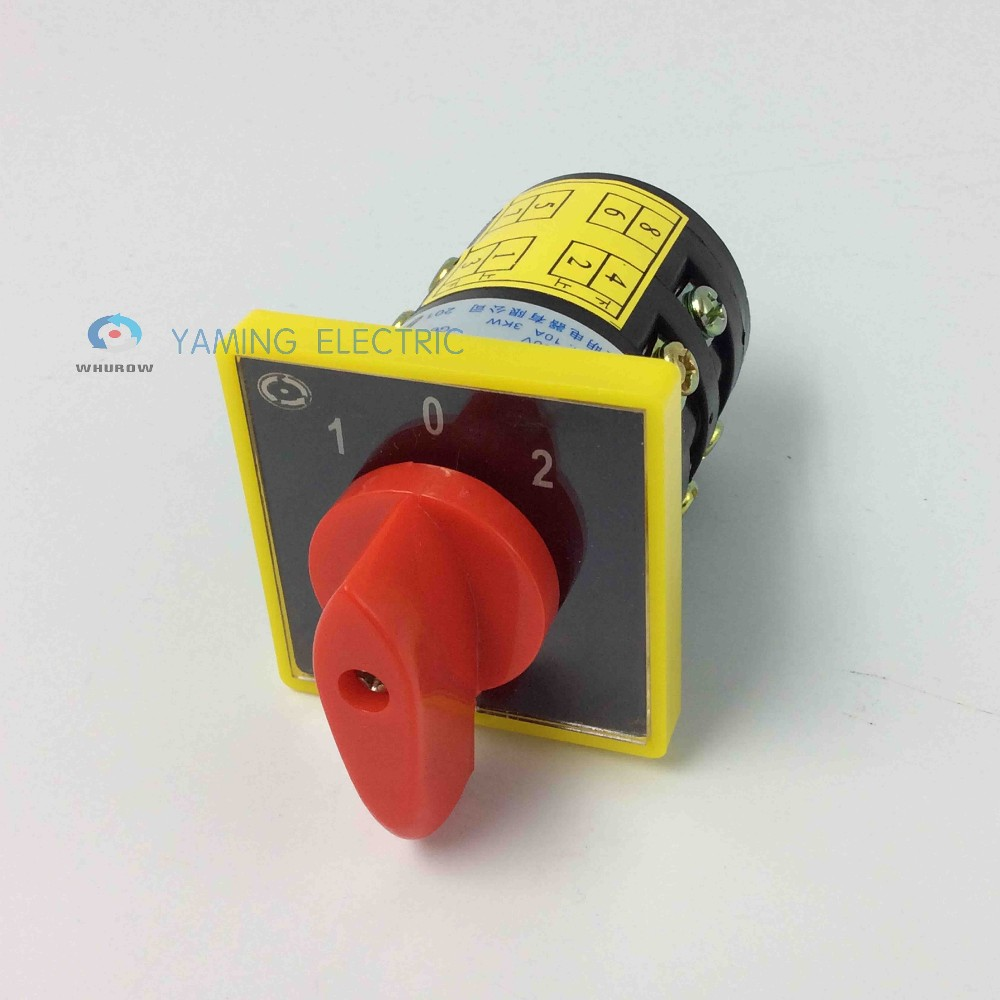 Manufacturer Changeover Switch Forward Off Electric Motor