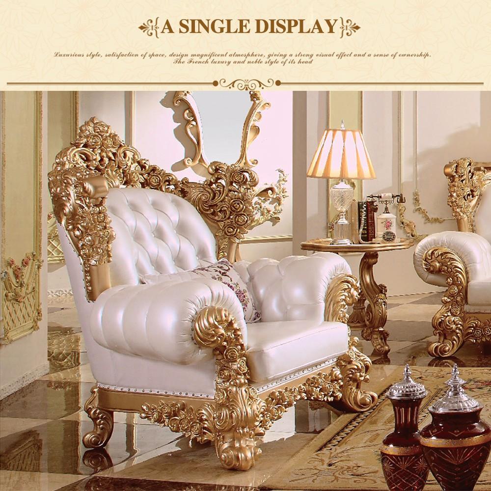 Fs888 European Baroque Living Room Furniture Sofa Set Modern Corner Leather Sofa Buy Living