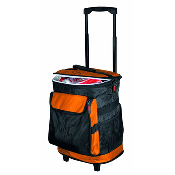 New Design Insulated Trolley Cooler Box