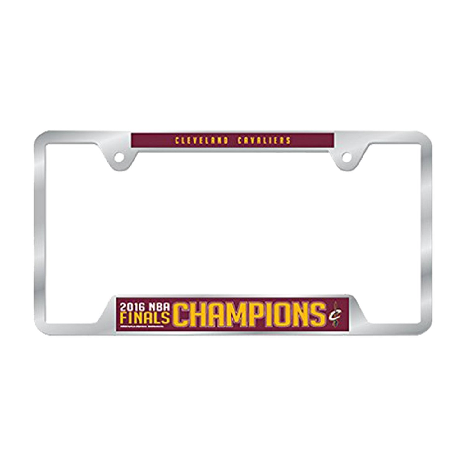 Cleveland Cavaliers 2016 NBA Finals Champions Metal License Plate Frame