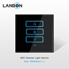 Smart Home Automation System Smart Switch Lanbon wifi dimmer module switch remote control LED dimming controller energy saving