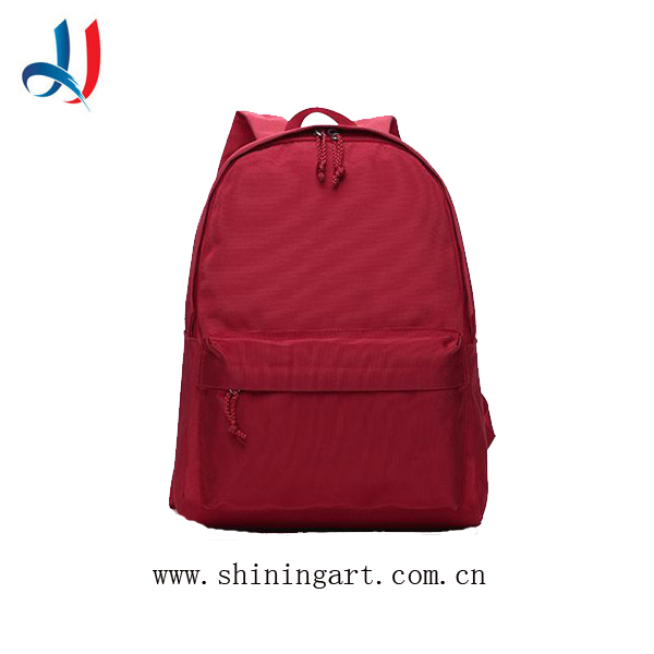 Hot Sale New Product Latest Fashion School Bags for Girls, Korean Girls Canvas School Bag