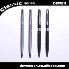 Classical style nice writing signature metal twist ball pen