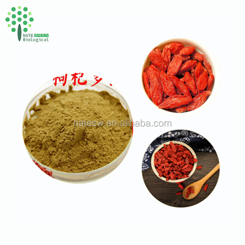 Best Sells Product Goji Berry Extract Powder Reb Wolfberry Extract