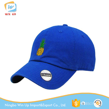 Winup Fashion high quality pickup truck caps 6 panel baseball cap