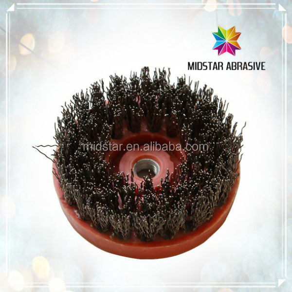 MIDSTAR Stone Wire Brush