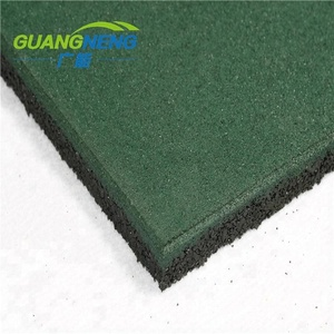 Promotion non toxic rubber floor rubber badminton sports floor mat rubber floor for gym
