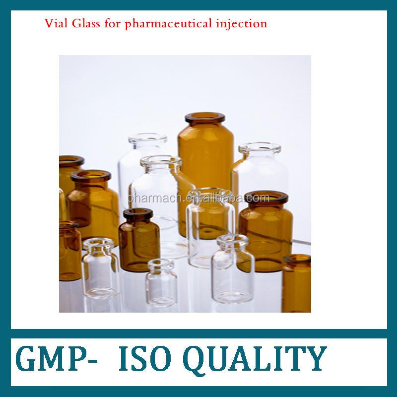 factory price clear 5ml injection vial