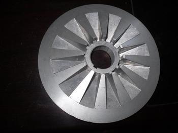 China Manufacturer Casting Aluminium Vane Wheel