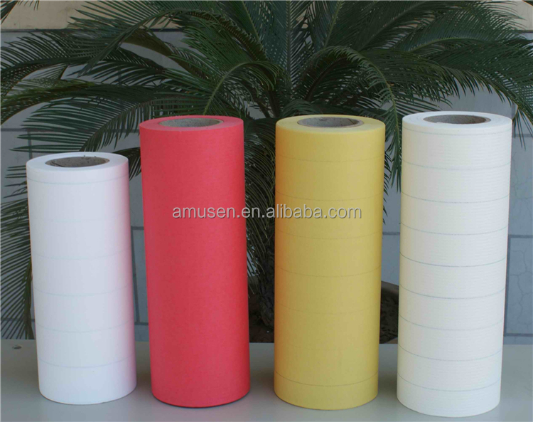2015 Hebei Amusen Air Oil Fuel Filter Paper Wooden Pulp +Phenolic Resin Coated Paper AMS002