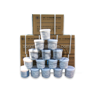 Oil gas field thread grease used for tubing and casing