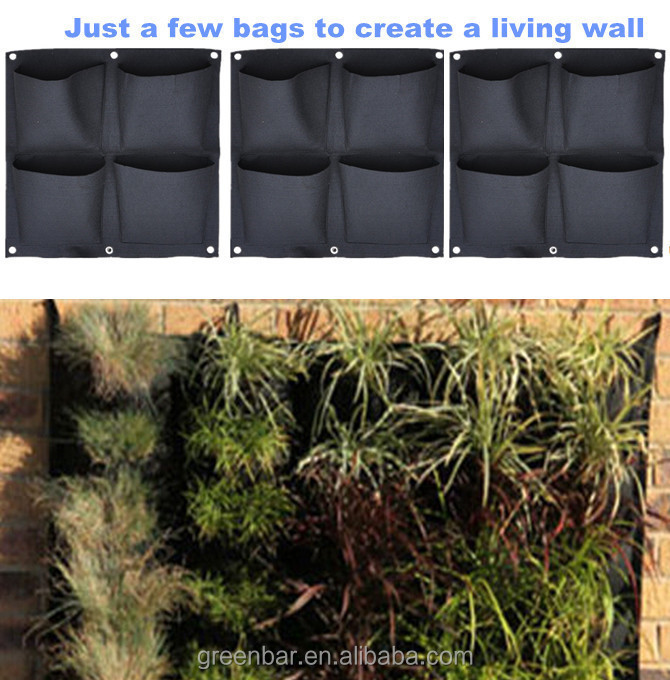 Supply Horizontal Vertical Wall Planter To Make A Living Green Wall Gallery