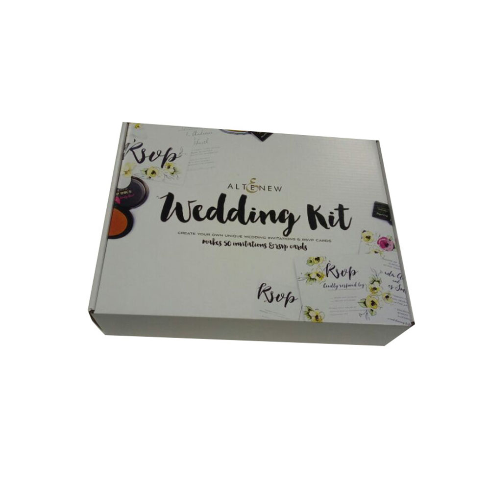 Venta al por mayor cajas carton para bodas-Compre online los mejores ...