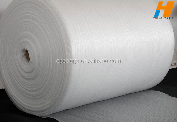 0 5mm Protective Packaging Epe Foam Roll Buy Plastic