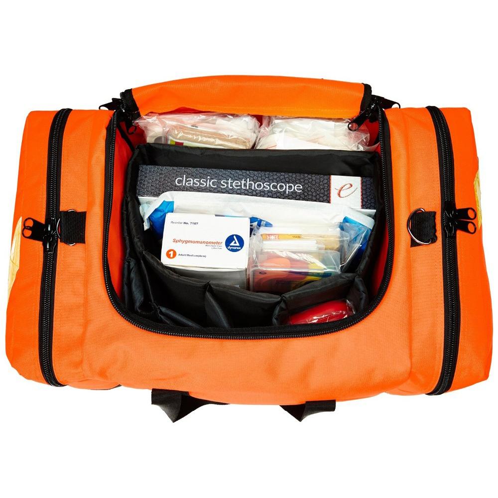 Large Medical First Responder Trauma Jump Bag Aid Kit Product On