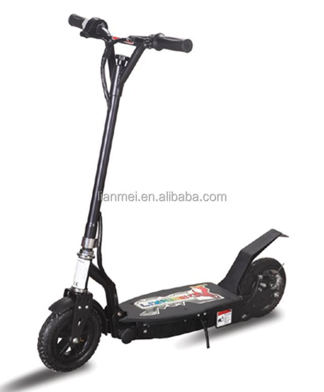 250w 24v two wheels electric scooter without seat