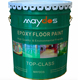 Food Grade Dust-Free Self-leveling Epoxy Floor Paint for hospital office flooring Food factory Pharmacy plant