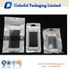 Customized moisture proof clear ziplock cellphone plastic bags