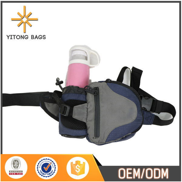 Waist Tool Bag Running Waist Pack With Bottle Compartment