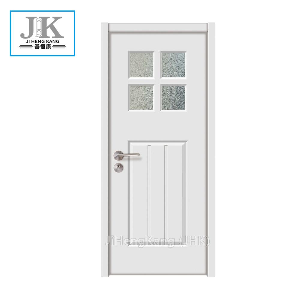 JHK-G30-Onitek Bi-fold Door 6 Panel Sliding Closet Doors Panel Glass Door