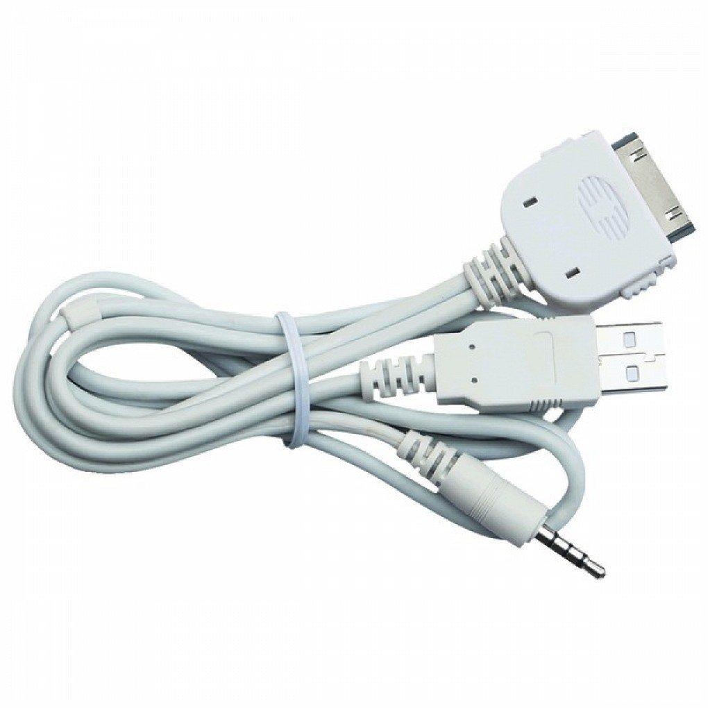 POWER ACOUSTIK IC-3 INTEQ Fu Coo iPod(R) Cabe