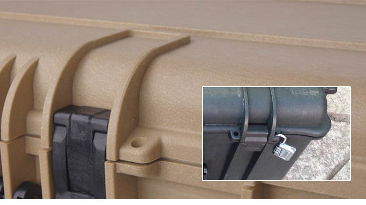 Tsunami AR 15 upper quality outdoor gun case