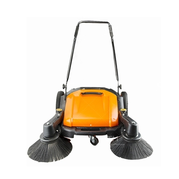 MS92 Durable Ground Cleaning Machine Unpowered Large Road Cleaning Machine