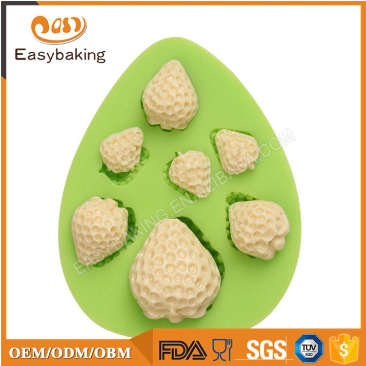 ES-4506 Fondant Mould Silicone Molds for Cake Decorating