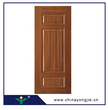 Zhejiang Yujie manufacture high quality white solid wood bedroom doors