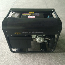 High Efficiency natural gas engine generator set 5kw for sale