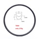 Only 270g T800 MTB Carbon Bicycle Rim 29