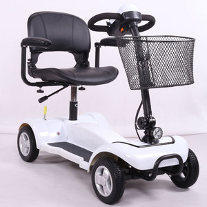 Wholesale 2 seater mobility scooter DL24800-4 with CE approved