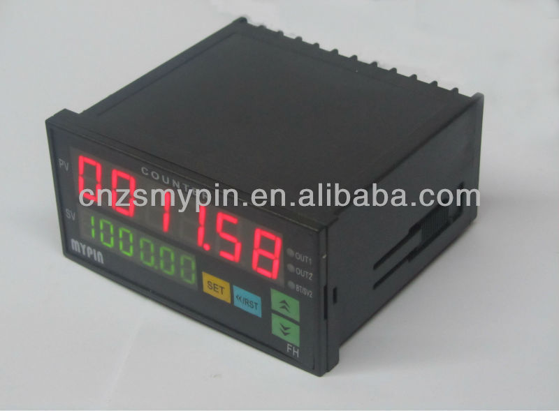 Mypin Rotary encoder digital counter applied in Textile Industry