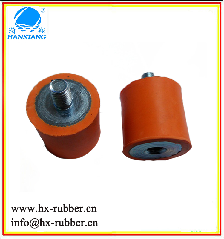 Rubber shock Mount with Screw Rubber mount
