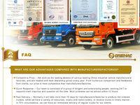 Jac Brand Truck Camion Leger 4x4 4x2 China Best Mini Truck Low ...