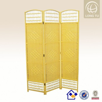 Fancy Paper Rattan Room Divider Shower Room Partition For Home Buy
