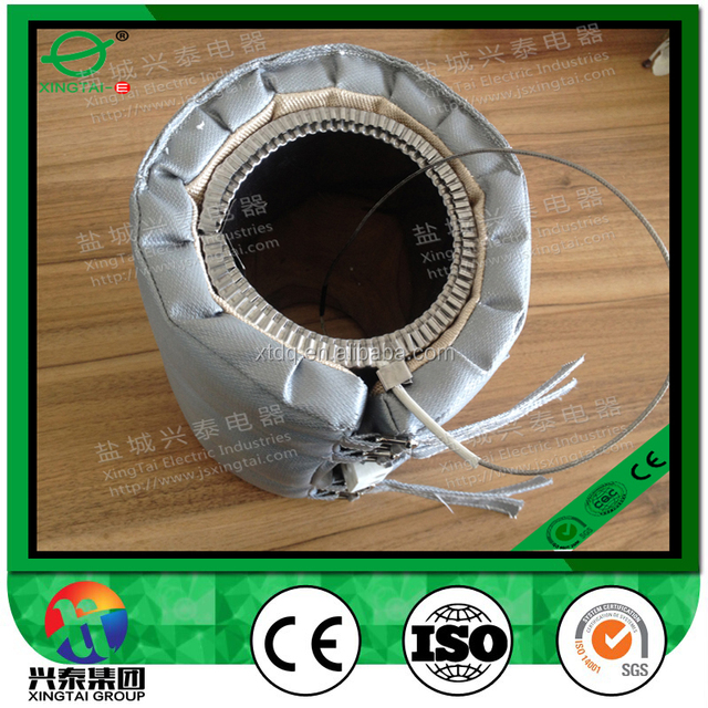 Fast Heating 420w 240v Ceramic Band Heater, Customised