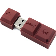 usb flash drive USB 2.0 chocolate cartoon sweet love 4gb 8gb 16gb 32gb 64gb memory stick flash drive pendrive