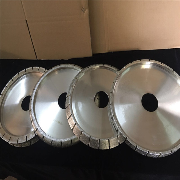 150 250 300mm diamond abrasive diamond profile grinding wheel for granite and marble
