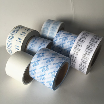 Hot Sale Pharmaceutical Silica Gel Desiccant Small Sachet with Wrapping Paper Packed