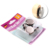 Low Moq Wholesale Chair Metal Nail Glides Pad,Felt Protective Pads With Nail