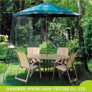 Most Popular Patio Umbrella 100% Polyester Mosquito Nets