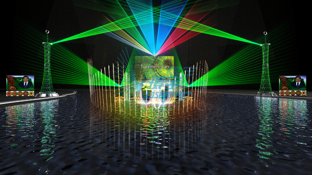 40w rgb multicolor laser light for large scale laser show and stage performance buy outdoor - Outdoor laser light show ...