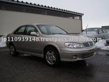 2002year Nissan Blue Bird Secondhand Car(used Car) #301-122
