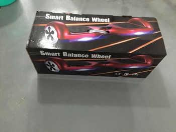 hover board 2 wheel self balance scooter 6.5 inch smart scooter with bluetooth led lights electric scooter