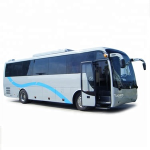 widely new chinese new design luxury 10m coach bus for africa