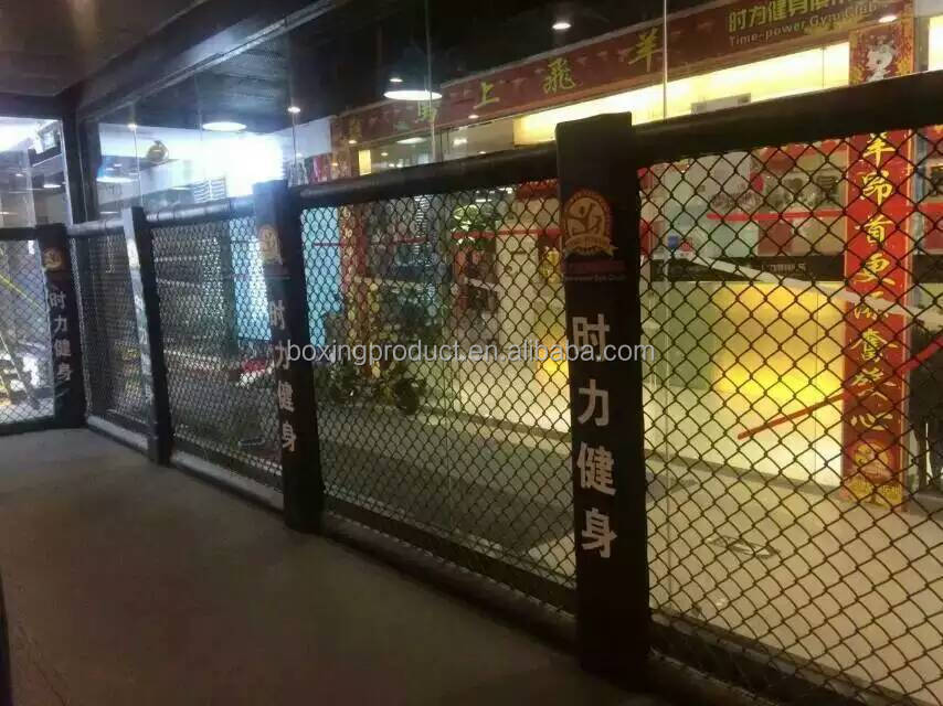MMA cage wall fencing for gym