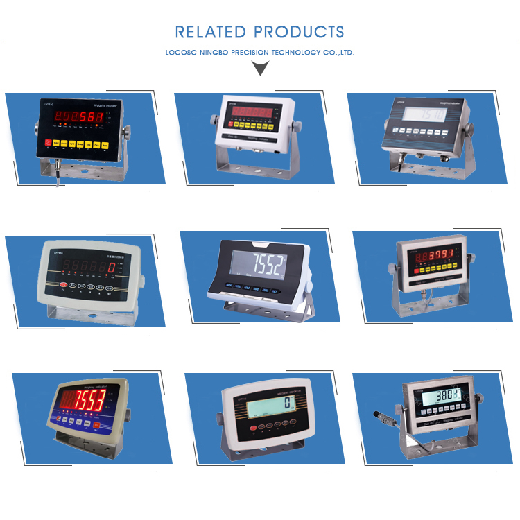 Wholesale High Quality Platform Weight Scale Indicator,Scale Level Indicator