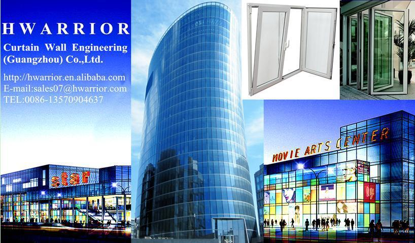 Alucobond Acp Curtain Wall Modern Facade Commercial Building (with ...